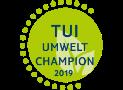 TUI UMWELTCHAMPION 2019